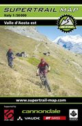 Supertrail Map Val Aosta Est