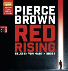 Red Rising, 2 MP3-CDs