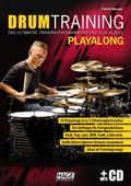 Drum Training Playalong + MP3-CD