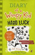 Diary of a Wimpy Kid - Hard Luck, w. Audio-CD