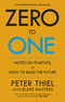 Zero to One, English edition