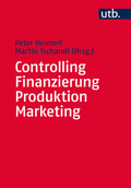 Controlling, Finanzierung, Produktion, Marketing