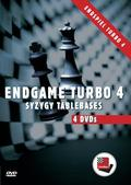 Endspiel Turbo 4 - Syzygy Tablebases, 4 DVD-ROMs
