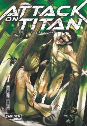 Attack on Titan - Bd.7
