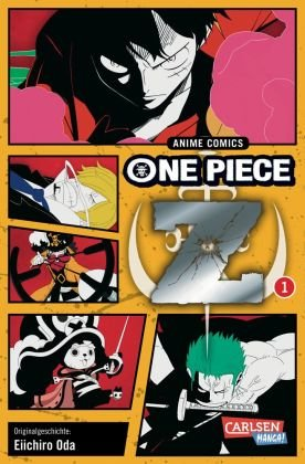 One Piece Z - Bd.1