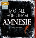 Amnesie, 2 MP3-CDs