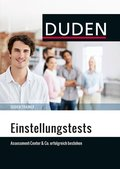 Duden Trainer - Einstellungstests