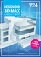 Design CAD 3D Max Architekt V24, CD-ROM