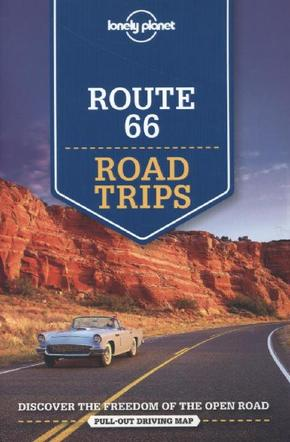 Lonely Planet Route 66 Road Trips