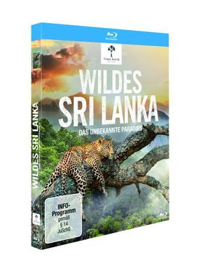Wildes Sri Lanka, Blu-ray