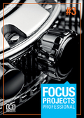 Focus projects 3 professional, CD-ROM