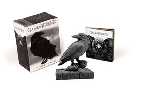 Game of Thrones: Three-Eyed Raven, w. figurine