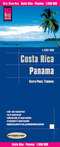 World Mapping Project Reise Know-How Landkarte Costa Rica, Panama (1:550.000)