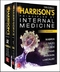 Harrison's Principles of Internal Medicine, 2 Vols., w. DVD