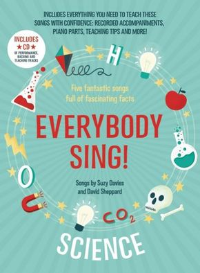Everybody Sing! Science, w. Audio-CD