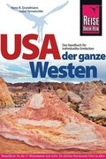 Reise Know-How USA - der ganze Westen