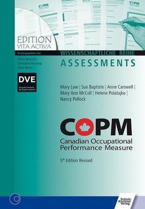 COPM Canadian Occupational Performance Measure
