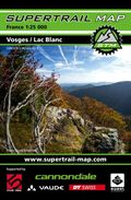 Supertrail Map Vosges / Lac Blanc