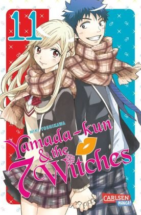 Yamada-kun & the seven Witches - Bd.11