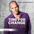 Time for Change, Audio-CD
