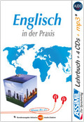 Assimil Englisch in der Praxis, Lehrbuch + 4 Audio-CDs + 1 mp3-CD