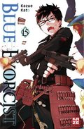 Blue Exorcist - Bd.15