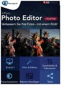 InPixio Photo Editor Home, 1 DVD-ROM