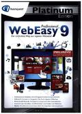 WebEasy 9 Professional, 1 CD-ROM