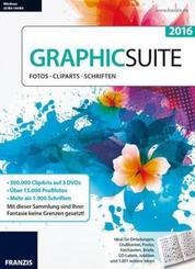 Graphic Suite - Fotos  Cliparts  Schriften
