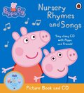 Peppa Pig - Nursery Rhymes and Songs, w. Audio-CD