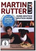 Hund - Deutsch, Deutsch - Hund, 2 DVDs