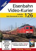 Eisenbahn Video-Kurier, DVD - Tl.126