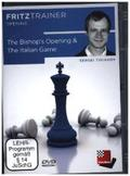 The Bishop's Opening & The Italian Game,1 DVD-ROM