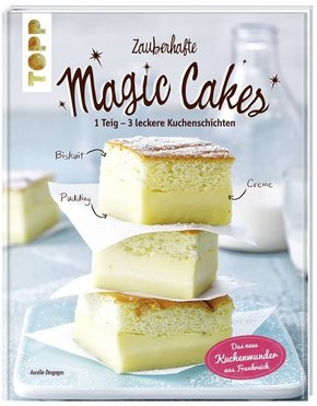 Zauberhafte Magic Cakes