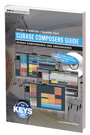 Cubase Composers Guide, m. CD-ROM
