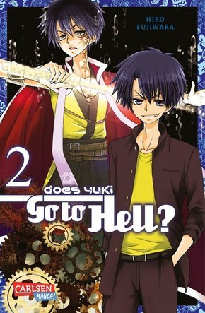 Does Yuki Go to Hell - Bd.2