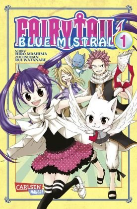 Fairy Tail - Blue Mistral - Bd.1