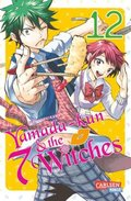 Yamada-kun & the seven Witches - Bd.12