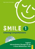 Smile: Listening Comprehensions mit Audio-CD; Bd.1