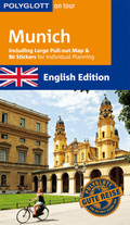 POLYGLOTT on tour Travel Guide Munich, English edition
