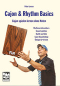 Cajon & Rhythm Basics, m. Audio-CD
