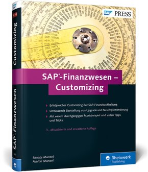 SAP-Finanzwesen - Customizing