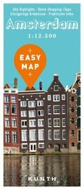 EASY MAP Deutschland/Europa Amsterdam