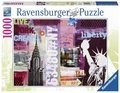Style Collage New York City (Puzzle)