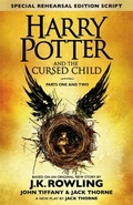 Harry Potter and the Cursed Child - Pts.1 + 2