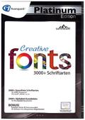 Creative Fonts 5, 1 CD-ROM