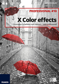 X Color effects professional 10.0, CD-ROM