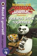 Kung Fu Panda, legends of awesomeness: Friends Stick Together