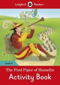 The Pied Piper of Hamelin Activity Book