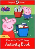 Peppa Pig: Fun with Rubbish Activity Book